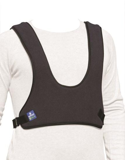 Indicata per evitare lo scivolamento in avanti e per favorire il contenimento del busto per pazienti seduti su carrozzina o sedia comoda. La cintura è particolarmente confortevole grazie al tessuto imbottito col quale è stata realizzata.