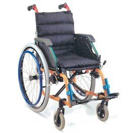 carrozzina pediatrica pediatrica sedia a rotelle per bambini leggerissima