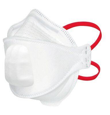 """Mascherine di protezione delle vie respiratorie di classe FFP3 con coprivalvola """"Aura"""" di 3M cod.1883+"""