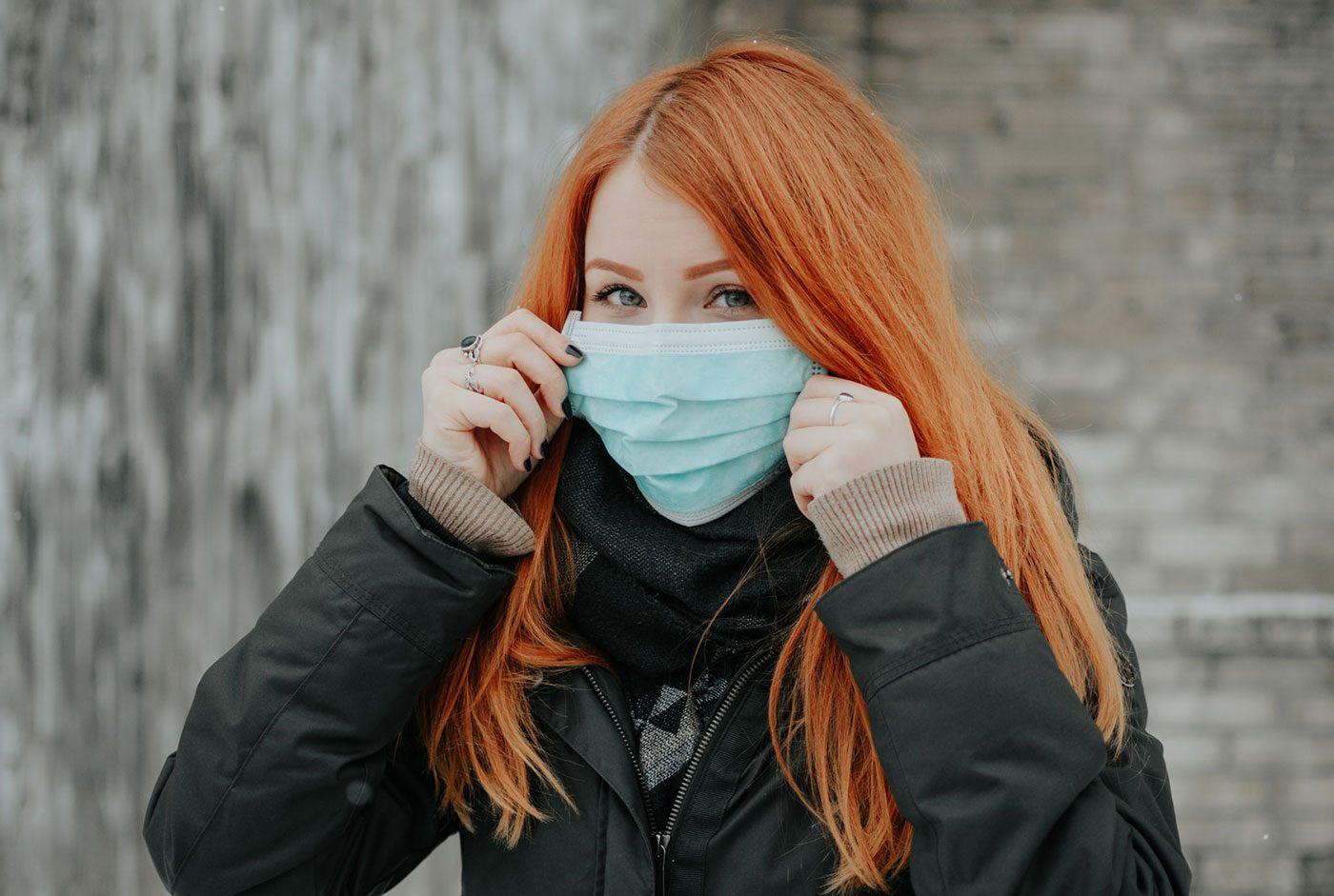 Emergenza mascherine