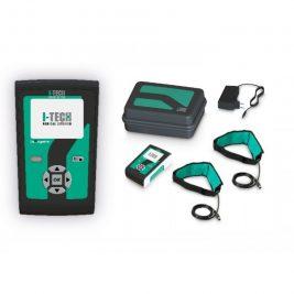 LaMagneto • Due applicatori a fascia con 3 solenoidi • Alimentatore medicale • Manuale d'uso • Magnete per verifica esecuzione terapia • Borsa per il trasporto • Tre fasce in tessuto non tessuto (TNT) 15x150 cm